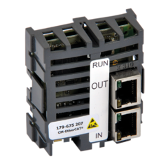 Bonfiglioli Vectron communicatie module EtherCAT