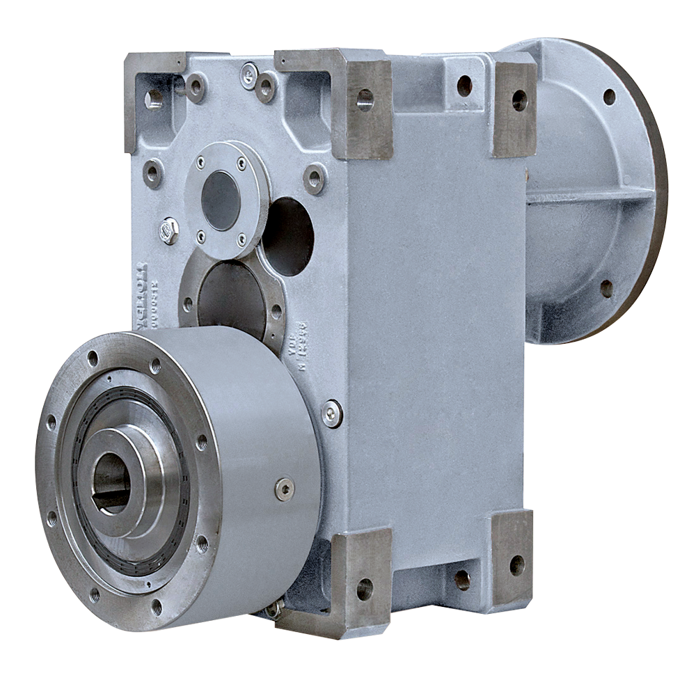 HDPE Special Heavy Duty Gearbox for Extruders