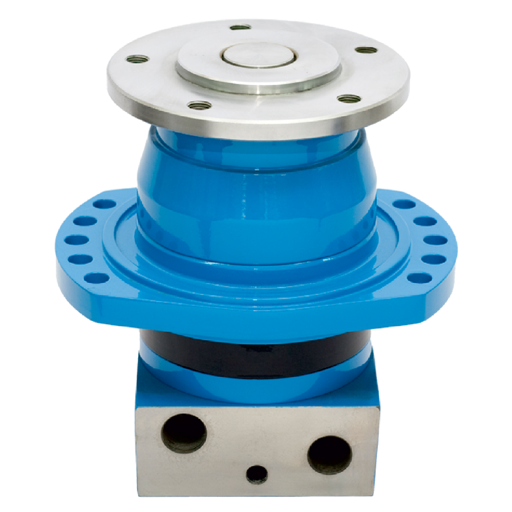 Hydraulische Orbit motor EMHD series color blue